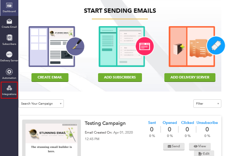 Pabbly email marketing solution