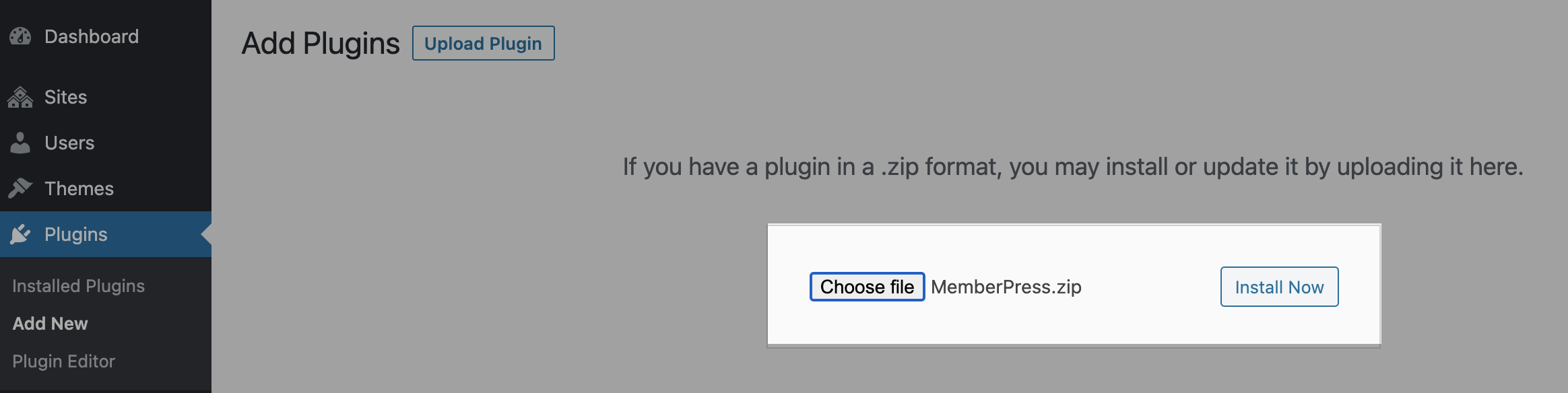 how to upload a plugin to wordpress